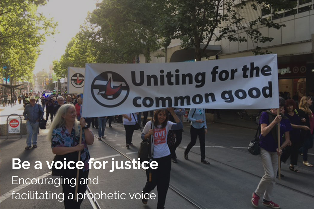 Voice for Justice