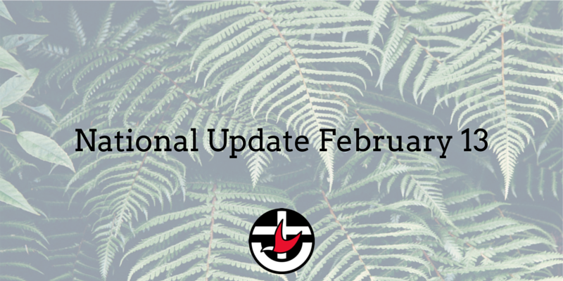 National Update February 13